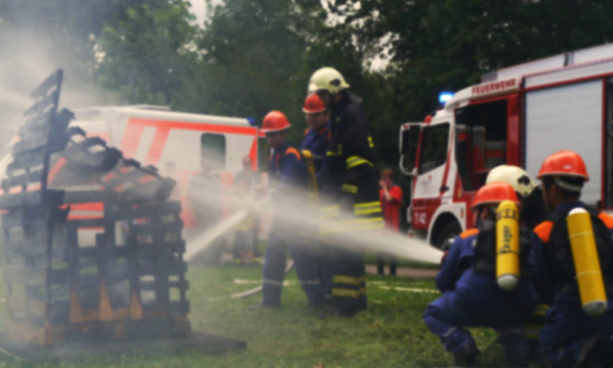 Jugendfeuerwehr EF-Ilversgehofen